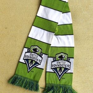 Seattle Sounds FC Scarf